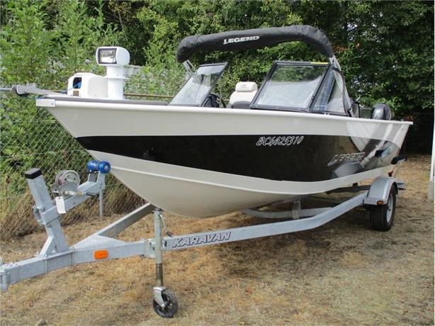 2014 Legend Boats Xcalibur Series 20 Xcalibur