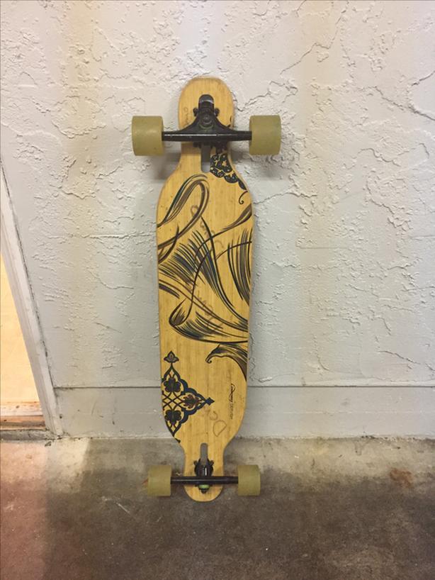  Log In needed $150 · Loaded Dervish Longboard