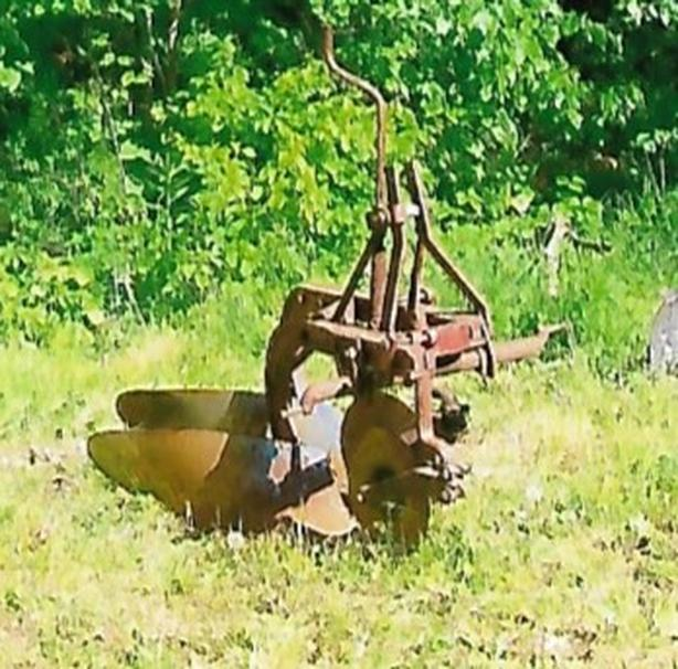 2 furrow plow