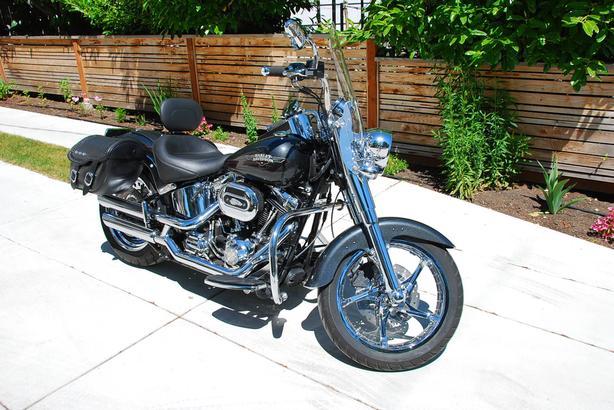 2009 Harley Davidson Fatboy Oak Bay, Victoria