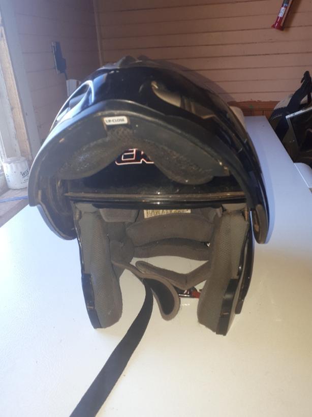 ATV/Skidoo helmet