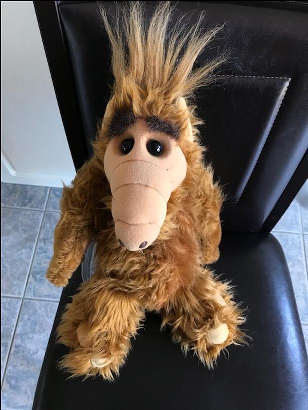 Vintage Alf Plush