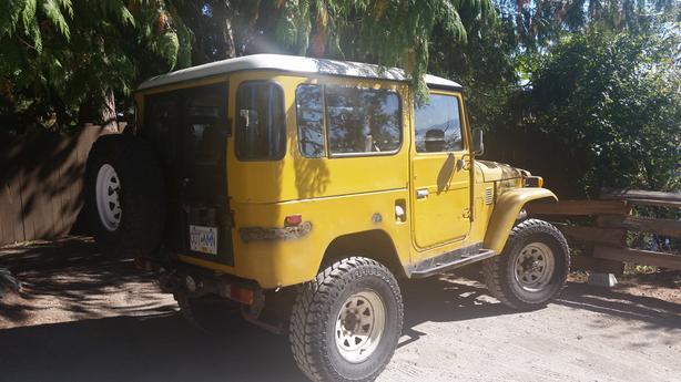 1981 Land Cruiser