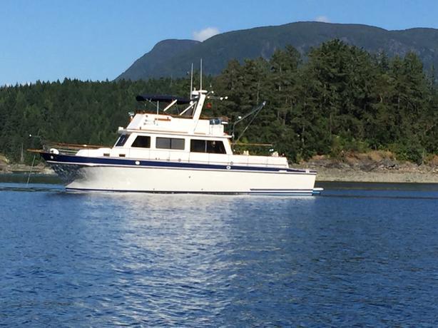 MAJOR Price DROP: Californian 50' Cruiser