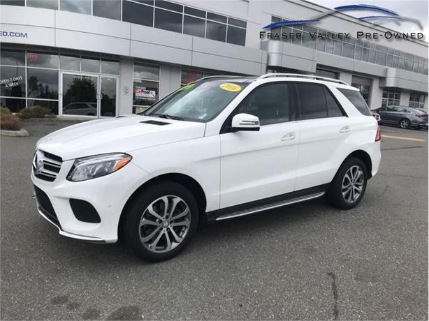 2016 Mercedes-Benz GLE GLE 350d 4MATIC  - Luxury Package - Fully Equipped!