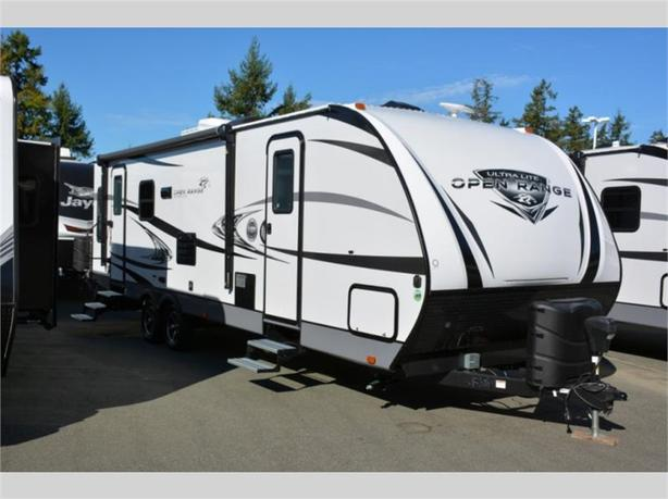 2018 Highland Ridge RV Open Range Ultra Lite UT2710RL