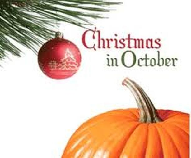 """LOOKING FOR CRAFTERS FOR """"CHRISTMAS IN OCTOBER"""""""