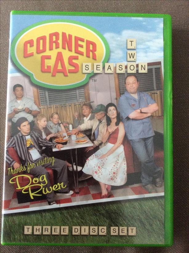 Corner Gas DVD box sets - Season 2