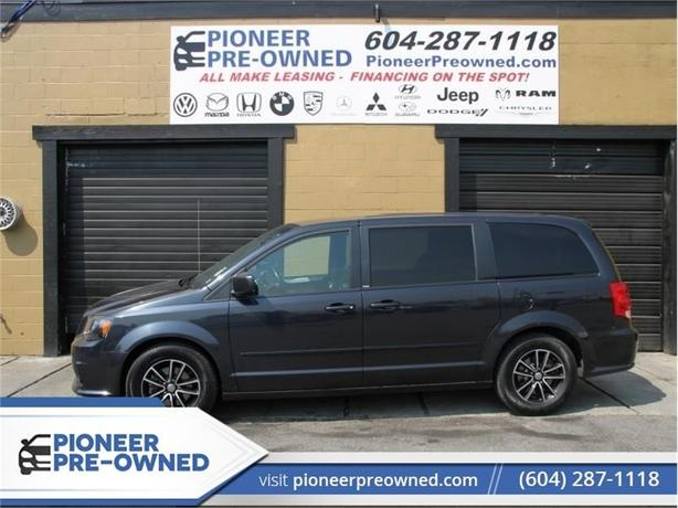 2014 Dodge Grand Caravan SXT  -  Power Windows