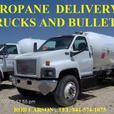 PROPANE FUEL DELIVERY TRUCKS