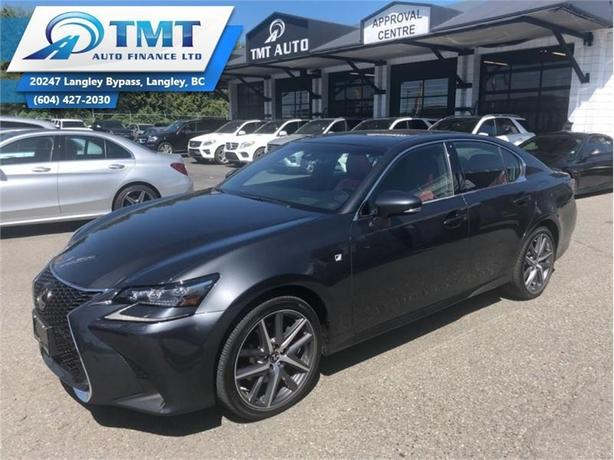 2017 Lexus GS 350 Base  - Navigation -  Leather Seats - $345.27 B/W