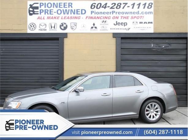 2012 Chrysler 300 BASE  - Aluminum Wheels - Low Mileage