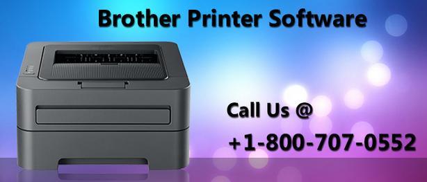 Network Setup Using Brother Printer Software