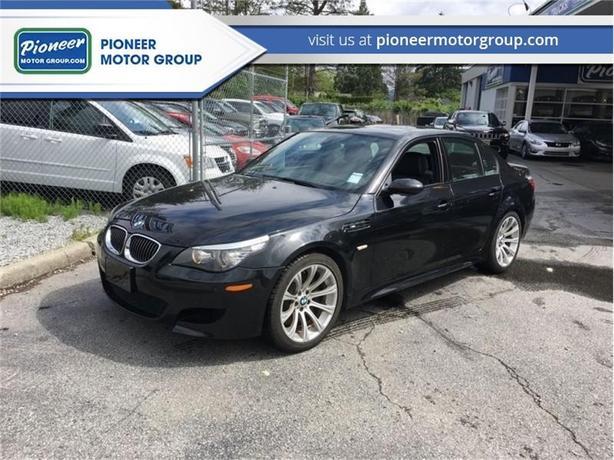 2008 BMW 5 Series M5  - $295.46 B/W