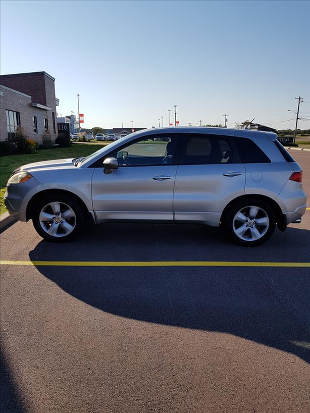 2009 Acura RDX Turbo 134000 kms Excellent Condition Very Clean
