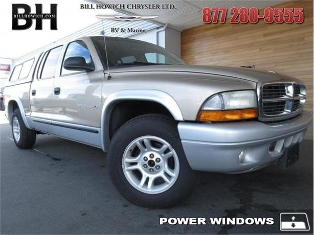 2002 Dodge Dakota SLT
