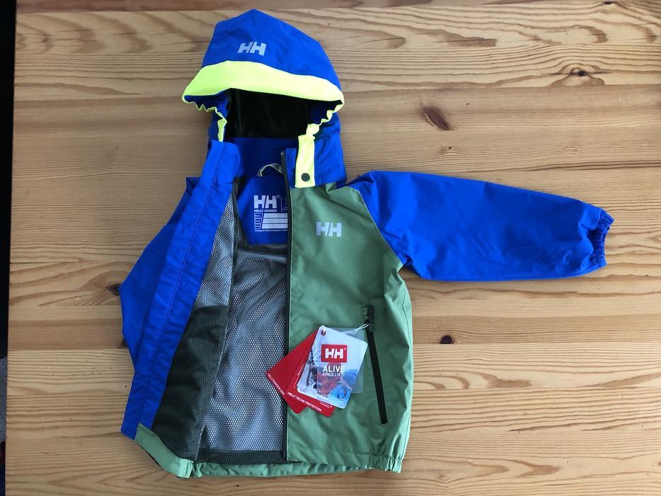 04bcc4cd Helly Hansen 40347 Kids Shield Evo Jacket Helly Hansen Private Brands US