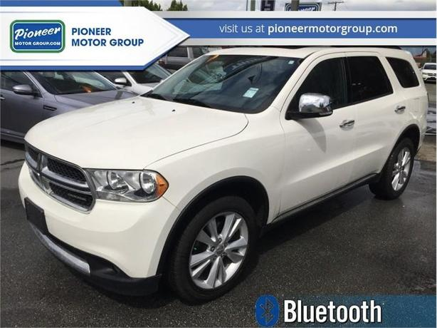 2011 Dodge Durango CREW PLUS  - Bluetooth - $230.01 B/W