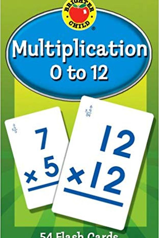 Brand new multiplication and Division Flash Cards