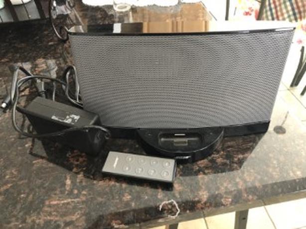  Log In needed $100 · Bose SoundDock Series II 30-Pin iPod/iPhone Speaker  Dock (Black)