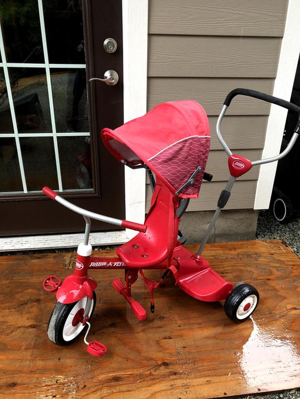 Radio Flyer Stroller - Tricycle