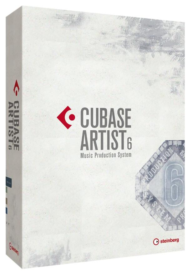 Cubase 6 with E-Licenser and Headphones