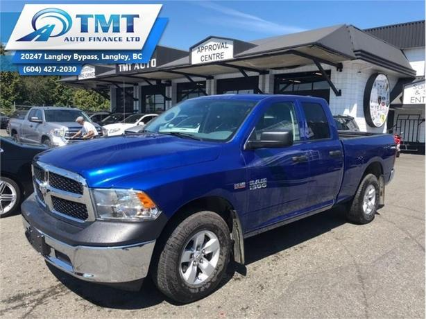 2017 Ram 1500 ST  -  Power Windows -  Power Doors - $208.45 B/W