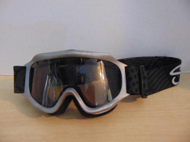 49d17fa0f4d3 Ski Goggles Adult Scott Black Grey Victoria City
