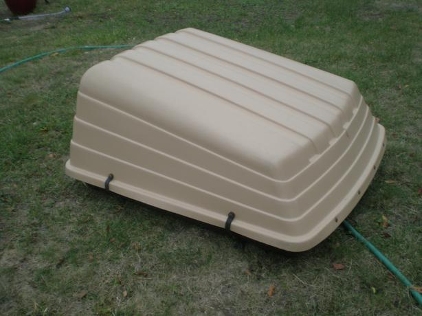 Perfect Condition Roof Carrier Top Box What Ever You