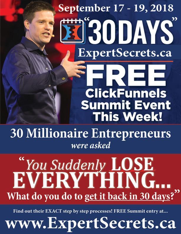 Free Online Millionaire Summit