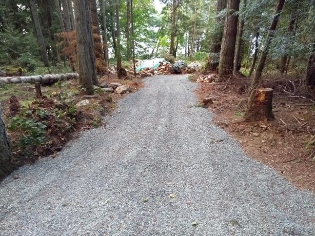 fir firewood split & dry :. u-pickup