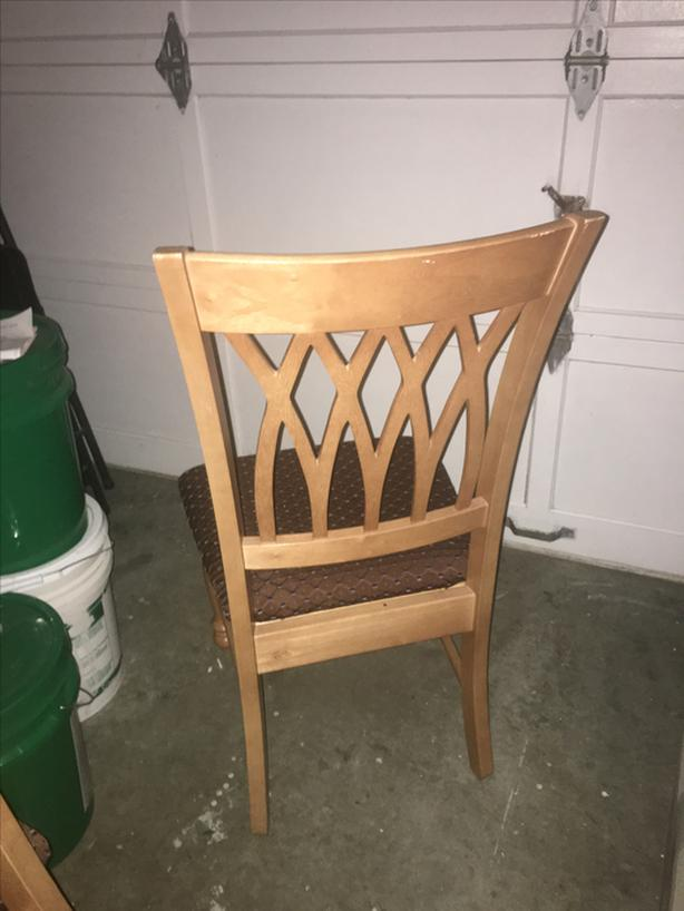 WANTED Dining Room Chairs