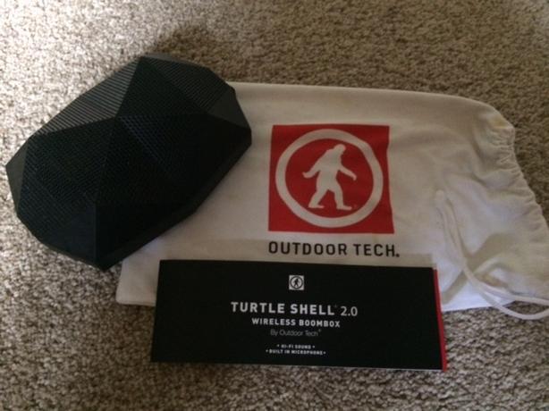 Turtle Shell 2.0 Wireless Boombox