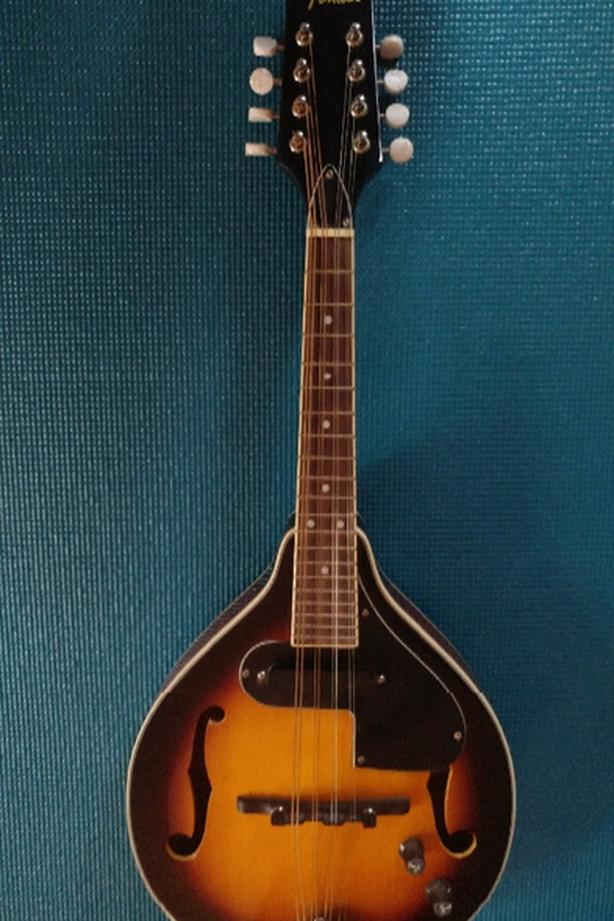 Fender Mandolin Victoria City, Victoria