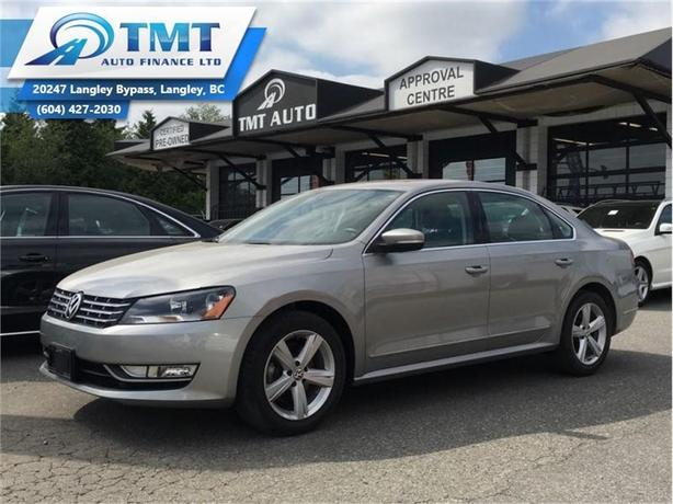 2014 Volkswagen Passat tdi  - Sunroof - Heated Mirrors - $129.57 B/W