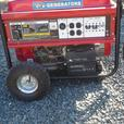 13 HP/ 6500 watt Grizzly generator