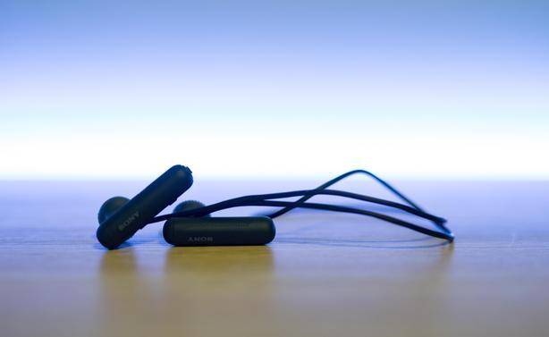 Sony Wireless Sports Headphones
