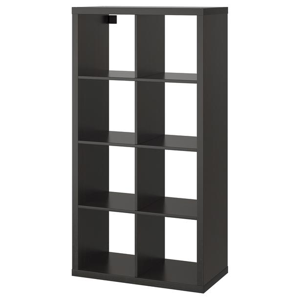 KALLAX Ikea shelving unit - like new!!!