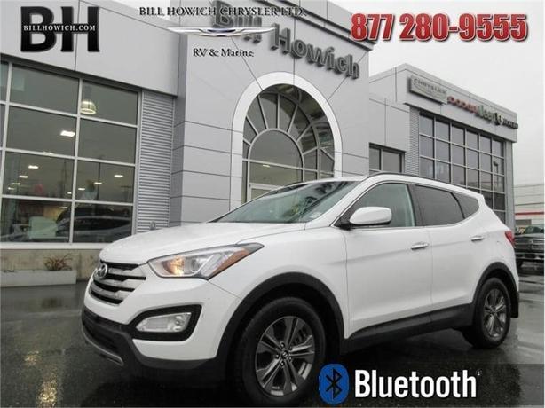 2014 Hyundai Santa Fe Sport Sport - Bluetooth - $212.87 B/W