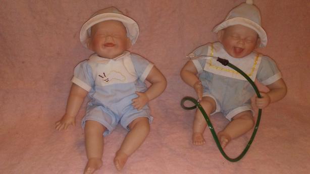 two boy dolls