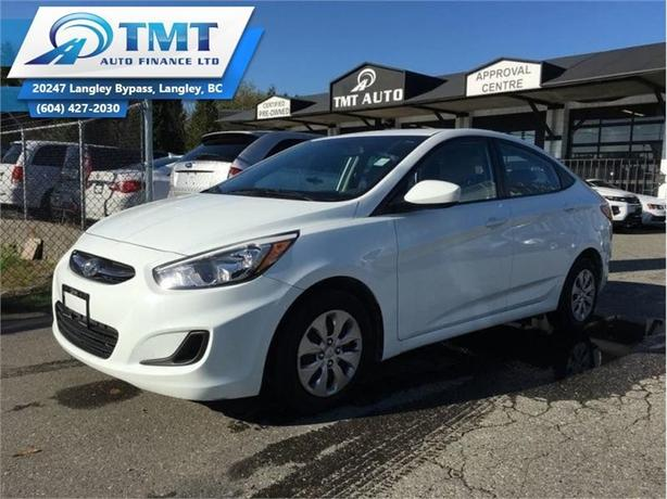 2015 Hyundai Accent GL  - Bluetooth -  Heated Seats - $110.03 B/W