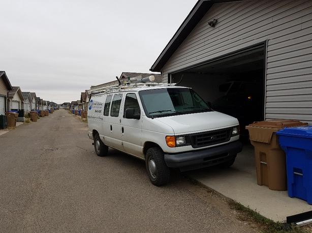 For sale 2004 E350 Natural Gas van
