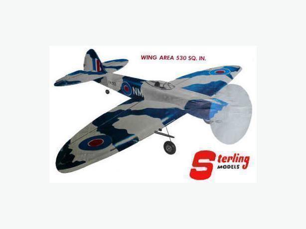 """Sterling Models Supermarine """"Spitfire"""""""
