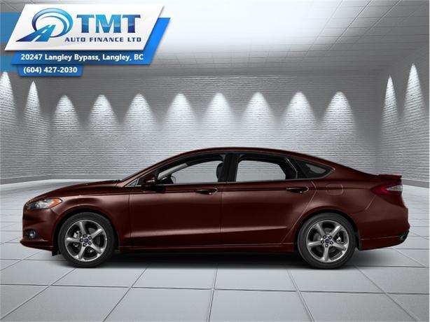 2016 Ford Fusion SE  - Bluetooth -  SiriusXM - $156.33 B/W