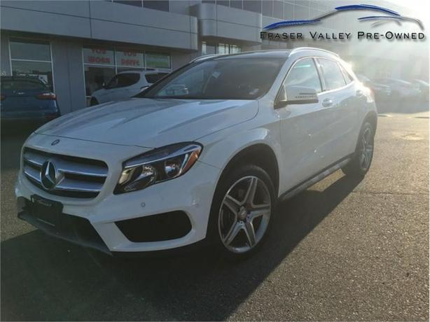 2016 Mercedes-Benz GLA GLA 250 4MATIC  - $253.36 B/W