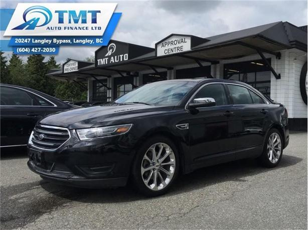 2016 Ford Taurus Limited  - Leather Seats -  Bluetooth - $168.66 B/W
