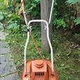 Electric hover lawn mower (plug & cut)