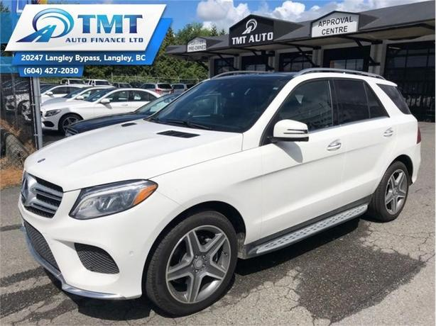 2016 Mercedes-Benz GLE GLE 350d 4MATIC  - $390.87 B/W