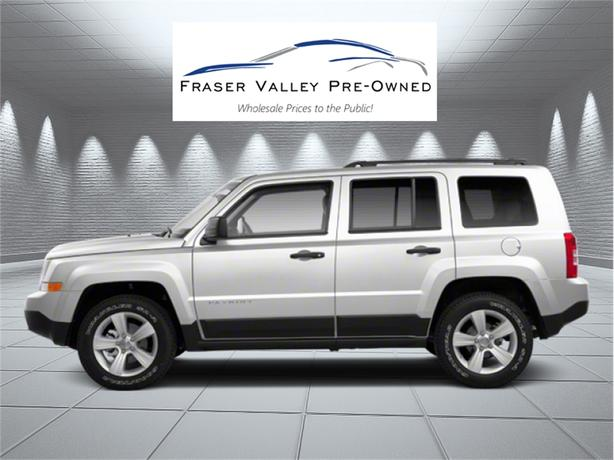 2011 Jeep Patriot - $105.17 B/W