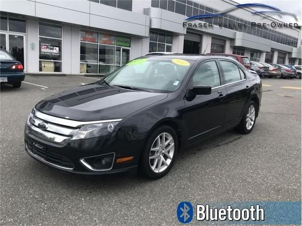 2010 Ford Fusion SEL  - Leather Seats -  Bluetooth - $84.00 B/W
